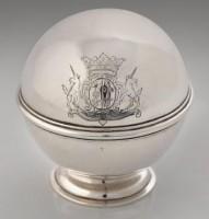 Ottema-Kingma Stichting koopt zilveren savonet